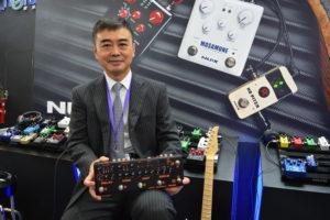電子ドラム、電子ピアノ、ギターエフェクト、デジタルワイヤレス製品…、DSP技術で飛躍する大手中国楽器メーカー、Cherub Technologyの戦略と野望