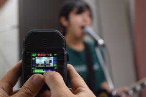 リハスタも超高音質で丸ごと撮(録)れる4K対応ビデオカメラ、ZOOM Q2n-4Kが便利
