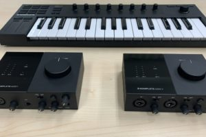 Native InstrumentsがDTM初心者向けの1万円台のキーボード、オーディオIFを続々と発表。KOMPLETE STARTやMASCHINEソフトウェアなど製品価格以上のソフトが付属