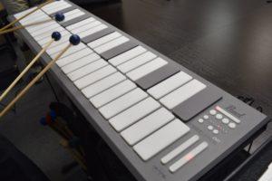 USBバスパワーで動く15万円のマレットキーボードコントローラ、malletSTATIONの実力