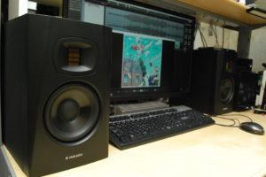 プロ御用達ADAM Audioのモニタースピーカーが21,000円!?5インチのT5Vを試してみた