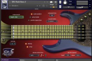 めちゃカッコイイ!こんなベース音を出したかった!札幌のメーカー、Prominyが発売したバーチャル・ベース音源、SR5 Rock Bass 2がスゴイ