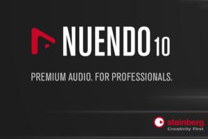 Cubaseの上位版、Nuendoが8から10へバージョンアップして半額に。Cubase Pro 10との価格差は43,000円。Cubaseと何が違うのか?
