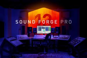 6月にSOUND FORGE Proが13にバージョンアップ。一足早くSOUND FORGE Pro 12+13が期間限定の88%引きで発売を開始