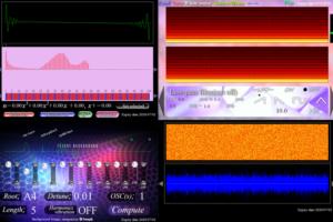 日本人エンジニアが開発した、自分だけのサウンドを作る波形合成シンセサイザ、Patchwork