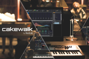 無料のDAW、Cakewalk(旧SONAR)がまたまた大幅アップデート。安定度が向上し、より使いやすく