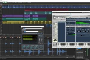 オーディオをボーカル・ドラム・それ以外に自動分解する機能を搭載した世界初のDAW、ACID Pro NEXT誕生