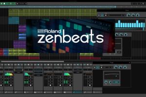 RolandがDAWへ再参入! Windows、Mac、iOS、Androidでも使える新世代音楽制作アプリ、Zenbeatsの実力